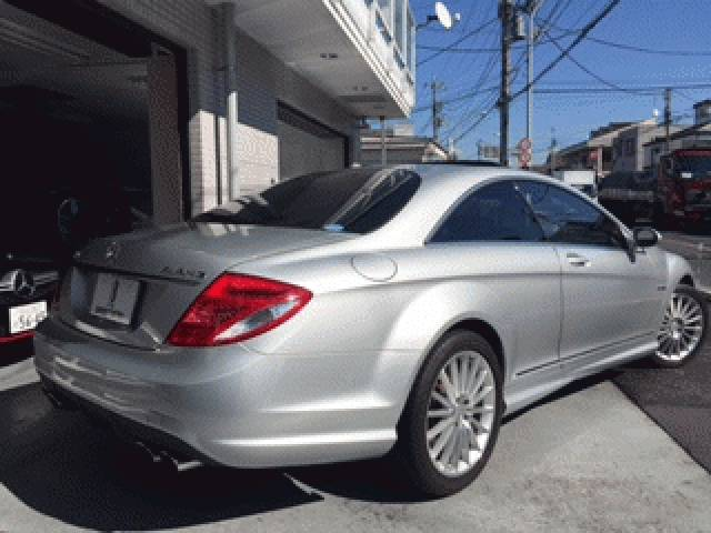AMG(メルセデスAMG)<p><s>CL63 </s></p><font color=