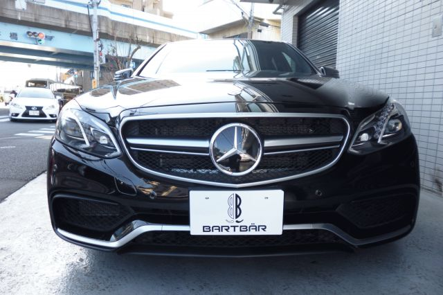 AMG(メルセデスAMG)<p><s>E63 4MATIC</s></p><font color=